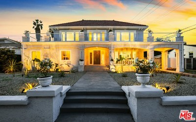 Los Angeles Single Family Home For Sale: 5115 West