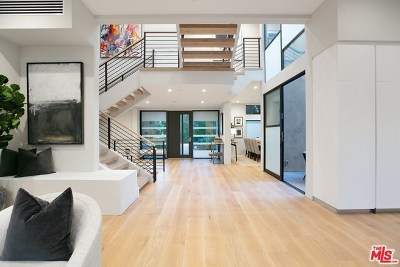 West Hollywood Single Family Home For Sale: 9021 Rangely Avenue