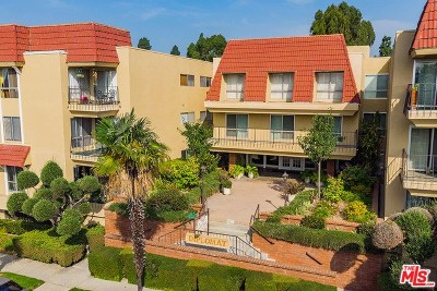 Culver City Condo/Townhouse For Sale: 5845 Doverwood Drive #317
