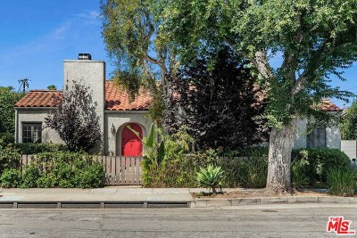 Los Angeles County Single Family Home For Sale: 4285 Mildred Avenue