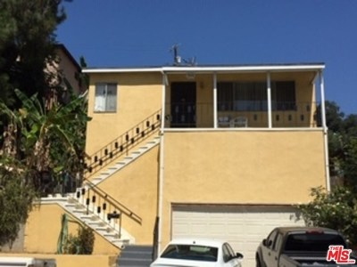Los Angeles Single Family Home For Sale: 5151 Ithaca Avenue
