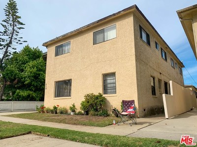 Multi Family Home For Sale: 215 Concord Street