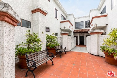 Los Angeles Condo/Townhouse For Sale: 3261 Sawtelle #203