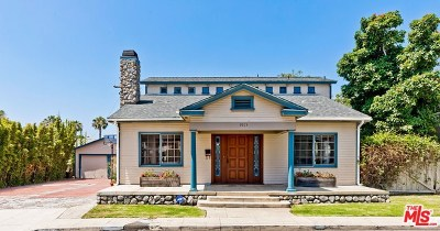 Culver City Single Family Home For Sale: 3913 Spad Place