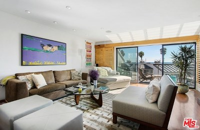 Santa Monica Condo/Townhouse For Sale: 37 Sea Colony Drive