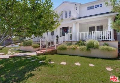 Sherman Oaks Single Family Home For Sale: 14550 Greenleaf Street