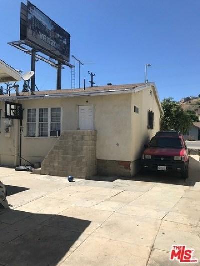 Los Angeles Multi Family Home For Sale: 3536 N Figueroa Street