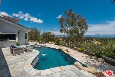 Single Family Home For Sale: 24833 Jacob Hamblin Road