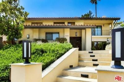 Los Angeles Single Family Home For Sale: 10851 Portofino Place