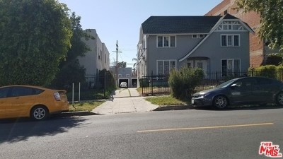 Los Angeles County Multi Family Home For Sale: 165 S Catalina Street