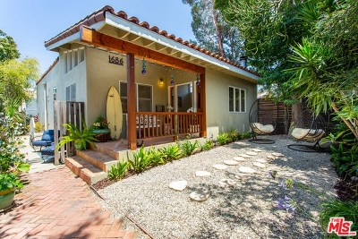 Los Angeles County Single Family Home For Sale: 1686 Electric Avenue