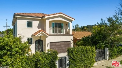 Encino Single Family Home For Sale: 4946 Enfield Avenue