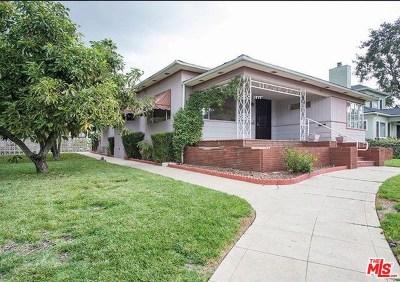 Burbank, Glendale, La Crescenta, Pasadena, Hollywood, Toluca Lake, Studio City, Alta Dena , Los Feliz Single Family Home For Sale: 1415 Paloma Street