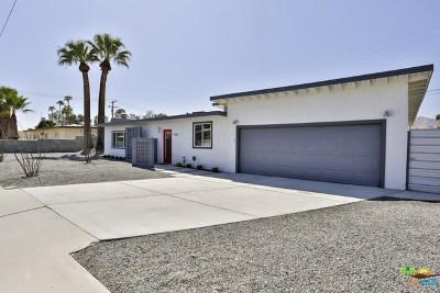 Palm Springs Single Family Home For Sale: 4345 E Camino Parocela
