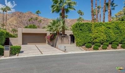 Palm Springs Single Family Home For Sale: 1293 Abrigo Road