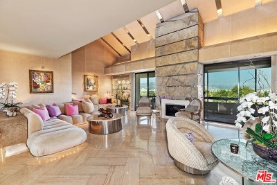 Los Angeles County, Orange County Condo/Townhouse For Sale: 2278 Century Hill