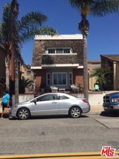Huntington Beach Single Family Home For Sale: 219 18th Street