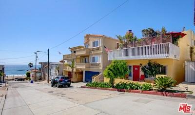 Manhattan Beach Multi Family Home For Sale: 201 38th Street