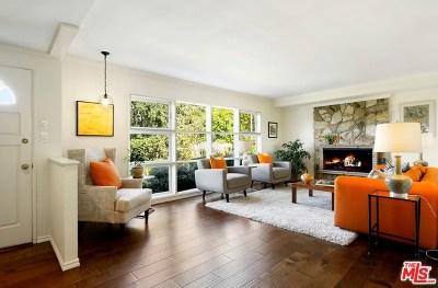Sherman Oaks Single Family Home For Sale: 3366 Coy Drive