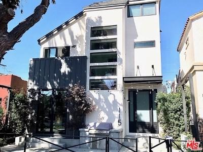 Long Beach Single Family Home For Sale: 115 Glendora Avenue