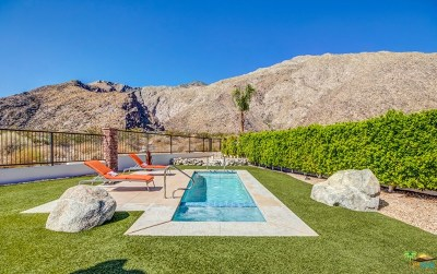 Palm Springs Single Family Home For Sale: 351 Big Canyon South Drive