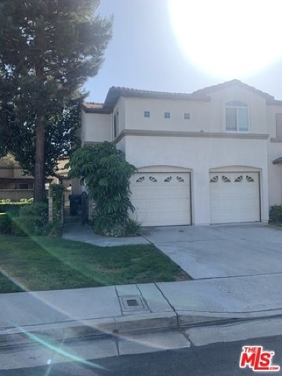 Whittier CA Single Family Home For Sale: $600,000