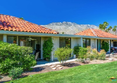 Palm Springs Condo/Townhouse For Sale: 666 N Vallarta Circle