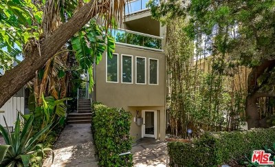 Los Angeles County, Orange County Condo/Townhouse For Sale: 616 Huntley Drive #1
