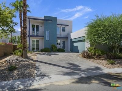 Palm Springs Single Family Home For Sale: 561 Skylar Lane