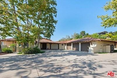 Thousand Oaks Single Family Home For Sale: 2716 Sapra Street