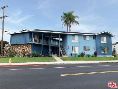 Torrance, Redondo Beach Multi Family Home For Sale: 1623 Arlington Avenue