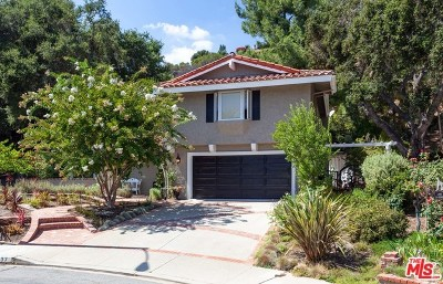 Westlake Village Single Family Home For Sale: 2237 Kelmscott Court