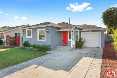 Torrance CA Single Family Home For Sale: $660,000
