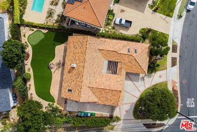 Rancho Palos Verdes CA Single Family Home For Sale: $1,599,999