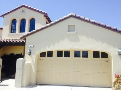 Cathedral City Single Family Home For Sale: 322 Via Napoli
