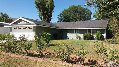 Corona Single Family Home For Sale: 3516 Briarvale Street