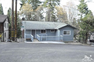Lake Arrowhead Single Family Home For Sale: 27448 Nancy Drive