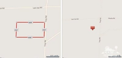 Newberry Springs Residential Lots & Land For Sale: Troy Road