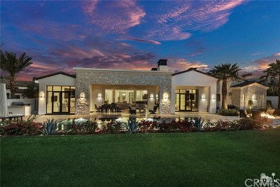 La Quinta Single Family Home For Sale: 80750 Via Montecito