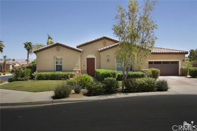 La Quinta Single Family Home For Sale: 81818 Bowstring Circle