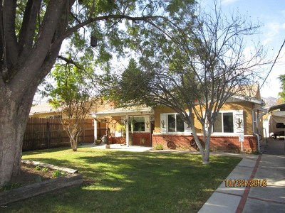 Chatsworth Single Family Home For Sale: 10343 Owensmouth Avenue