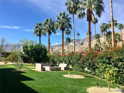 Palm Springs Condo/Townhouse For Sale: 940 Palm Canyon Drive Drive #102