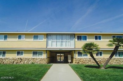 Ventura County Condo/Townhouse For Sale: 5059 Nautilus Street #6