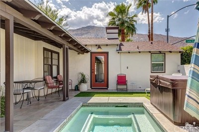 Palm Springs Multi Family Home For Sale: 504 Calle Encilia