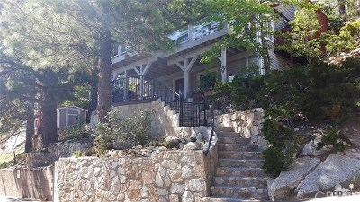 Running Springs Area Single Family Home For Sale: 31576 Panorama Drive
