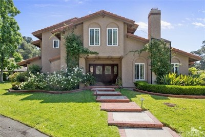 La Verne Single Family Home For Sale: 7158 Melinda Lane