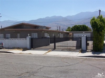 Palm Springs Single Family Home For Sale: 589 Mountain View Drive
