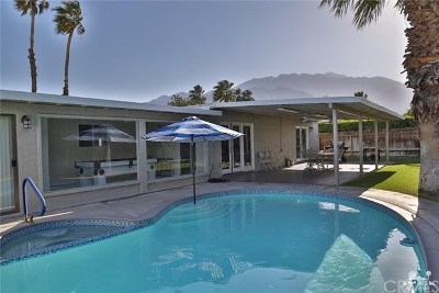 Palm Springs Single Family Home For Sale: 2344 Francis Drive