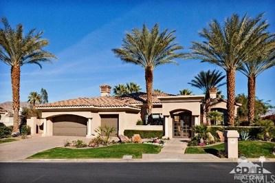 La Quinta CA Single Family Home For Sale: $1,895,000