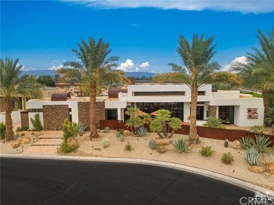 Rancho Mirage CA Single Family Home For Sale: $1,797,000